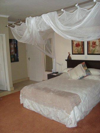 Leslie Lodge : My bedroom.