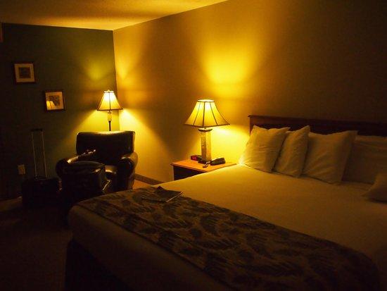 Dakotah Lodge: Main Room