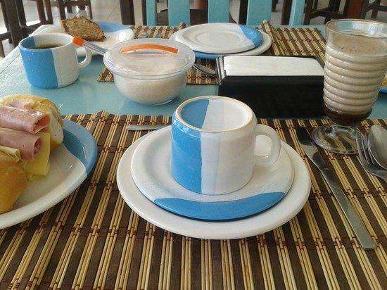 Pousada Maraca Beach: Café da Manhã