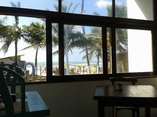 Pousada Maraca Beach : Restaurante