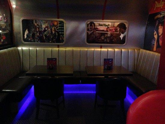 Bar 21: Booth