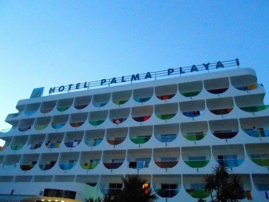 Hotel Palma Playa : Hôtel