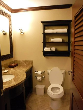 Sandals Ochi Beach Resort : Bathroom