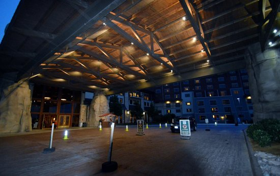 Great Wolf Lodge Grapevine : hotel entrance Grapevine, Texas