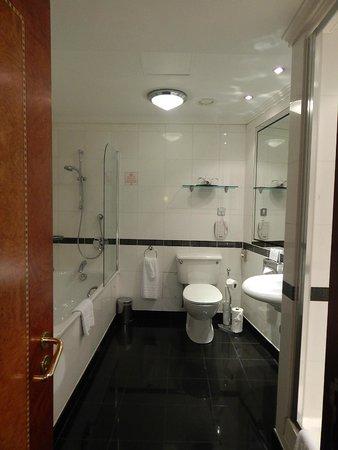 Grange City Hotel: The bathroom again