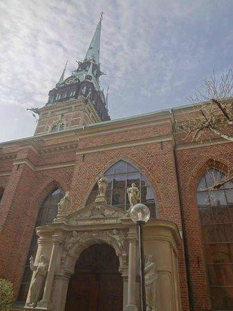 Tyska Kyrkan (Old German Church): Old German Church
