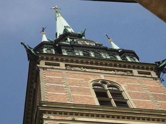 Tyska Kyrkan (Old German Church): Tyska Kyrkan
