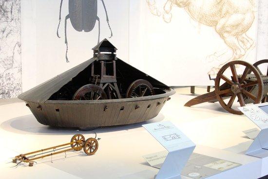 Deutsches Museum: Exhibit