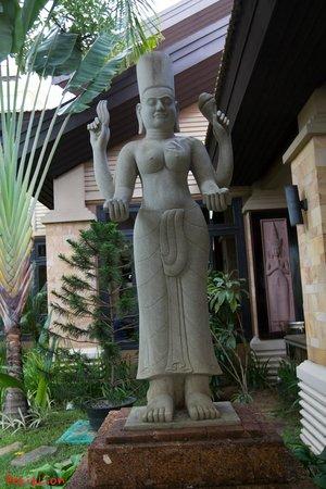 Angkor Miracle Resort & Spa : Vishnu