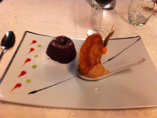 Les jardins d'Harmonie : Moelleux chocolat
