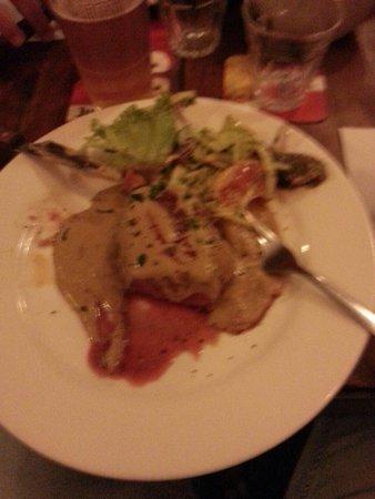 Kop van Jut : Filetto al pepe, sublime