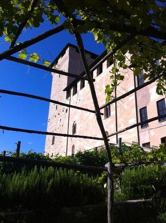 Rocca di Angera: Vista dal Giardino