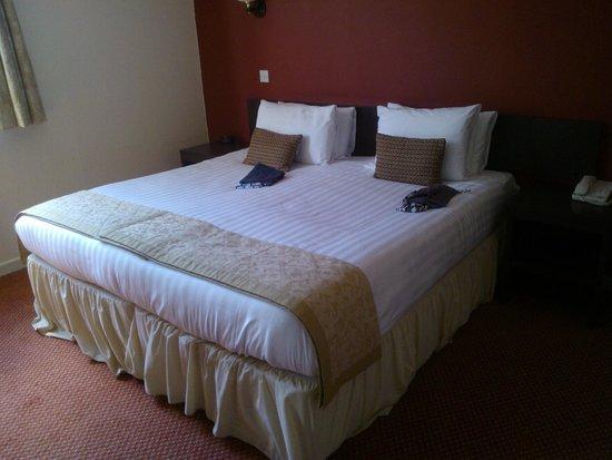 Highlander Hotel : Comfy Bed
