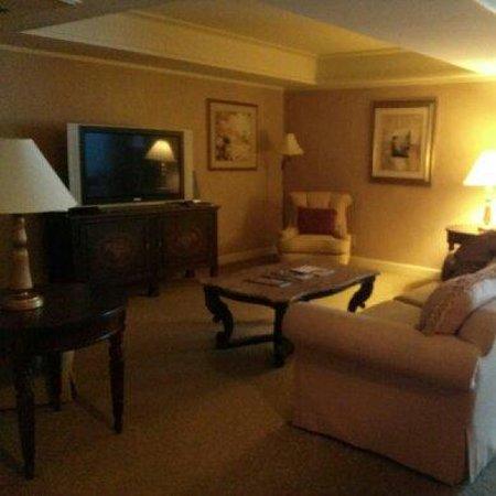 Flamingo Las Vegas Hotel & Casino: Flamingo suite