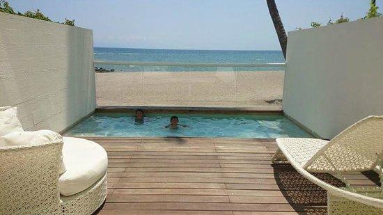Hilton Puerto Vallarta Resort: la alberca en el cuarto