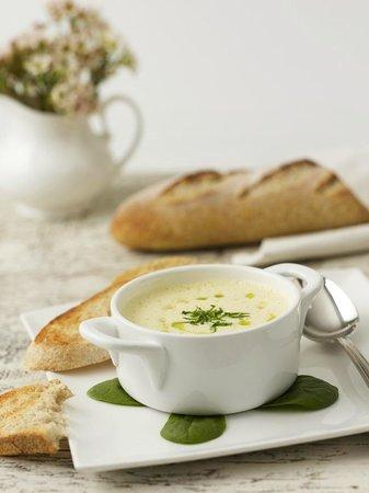 Merrill Inn : Seasonal soups prepared fresh daily