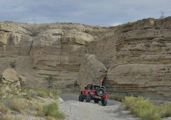 Las Vegas Rock Crawlers : Apex / Nellis Sand Dunes