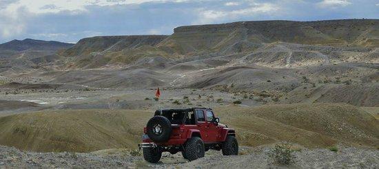 Las Vegas Rock Crawlers: Apex / Nellis Sand Dunes