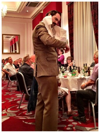Faulty Towers the Dining Experience: Basil