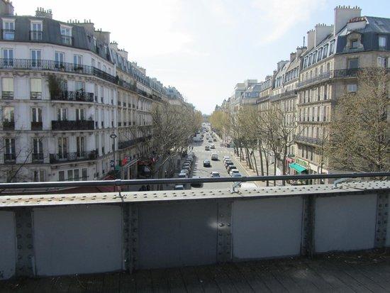 Coulée Verte René Dumont : promenade plantee