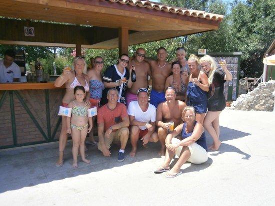 Ova Resort Hotel: My family