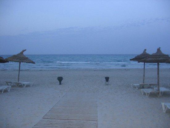 Mahdia Palace Thalasso : Пляж!