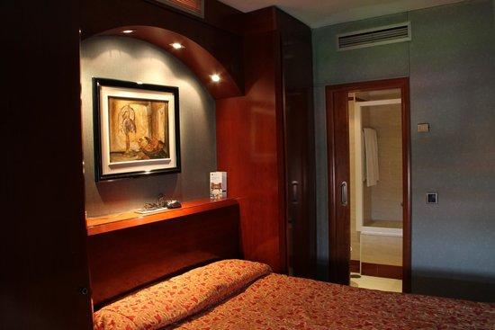 Hotel Villa De Barajas : The room