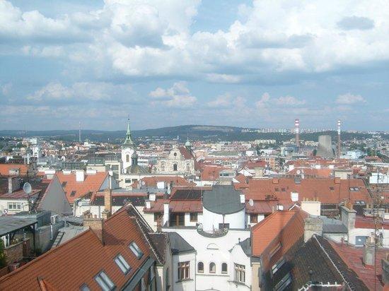 Old Town Hall: Aussicht