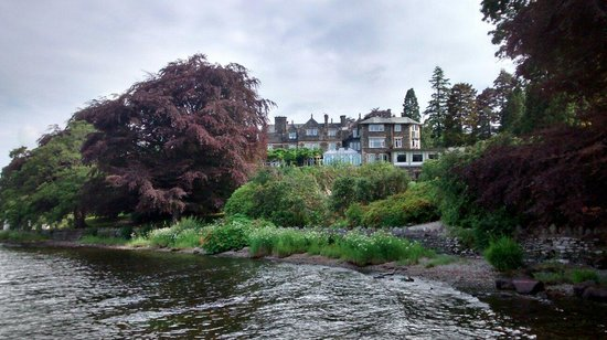 Langdale Chase Hotel: Stunning