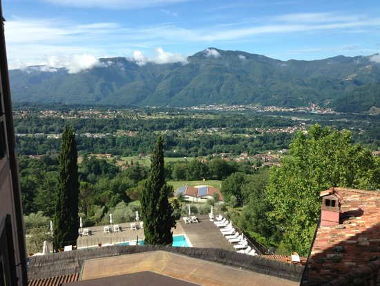 Renaissance Tuscany Il Ciocco Resort & Spa: View from room