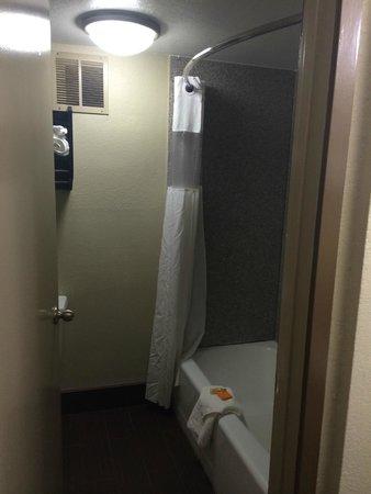La Quinta Inn Sweetwater : Shower