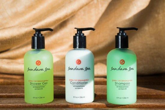 Sundara Inn and Spa: Sundara Signature Products