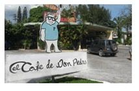el cafe de don pedro