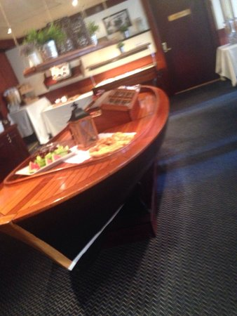 Arendal Maritime Hotel: Frokost