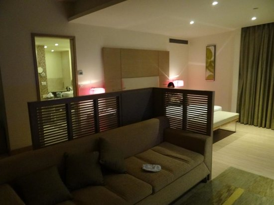 Radisson Blu Greater Noida: Junior Suite 1