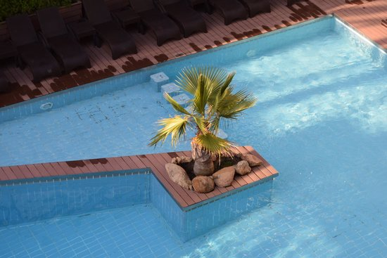 Hotel Kaktus Playa: бассейн