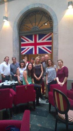 NH Collection Palacio de Avilés: Grupo de Conversacion de Inglés 7/14