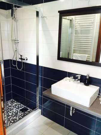Vila Cancar : Double room downstairs - bathroom