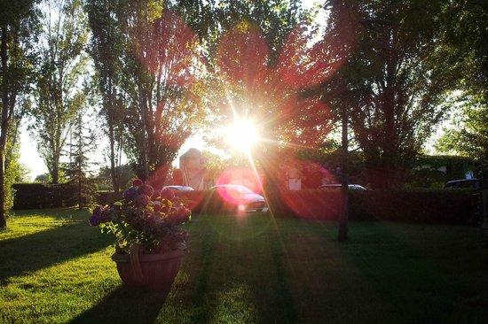 Agriturismo Il Ritorno: der Garten