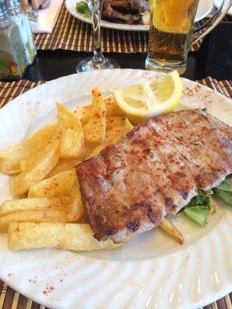 Smile Cafe Restaurant : Pork fillet