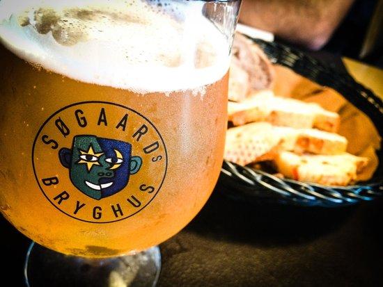 Soegaards Bryghus : Their own beer