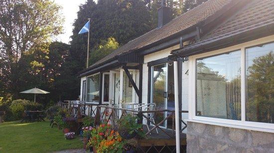 Briar Bank B&B on Loch Ness: bb