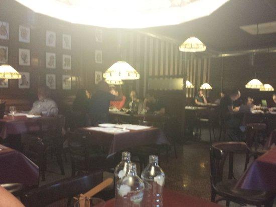 Restaurante Bar Al Traste Fun & Food: AMBIENTE