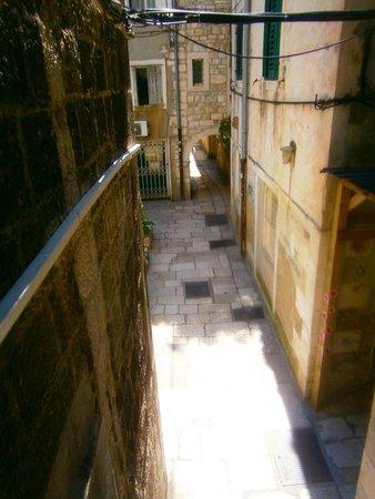 Apartments Djanovic: street