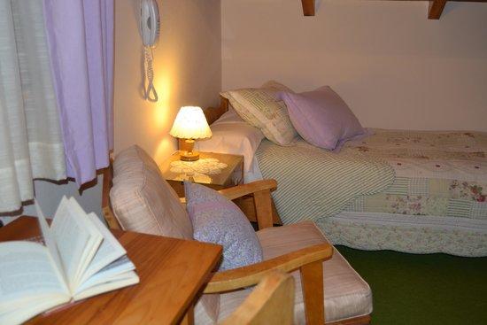 Hosteria Katy: Habitación single refugio