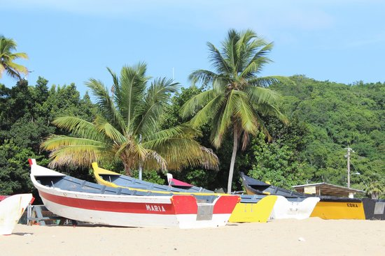Crashboat Beach: Crash Boat Beach