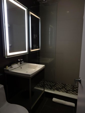 Ameritania Hotel : Bathroom