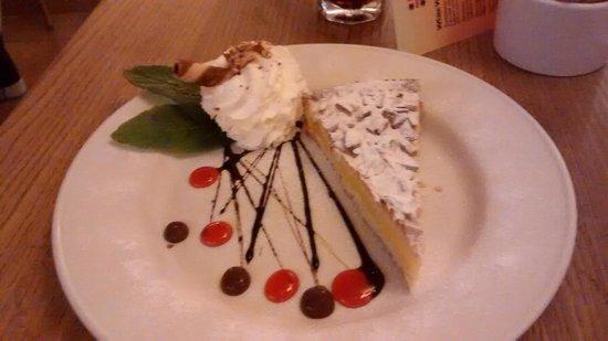 Pani's Cafe Bar: Dessert