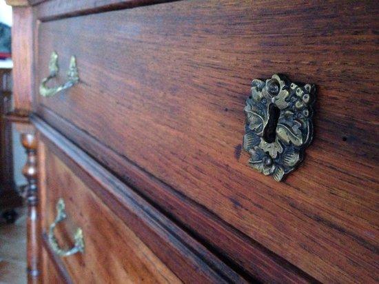 B&B Barbara: Wooden drawer