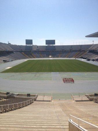 Estadi Olímpic: Olympic stadium